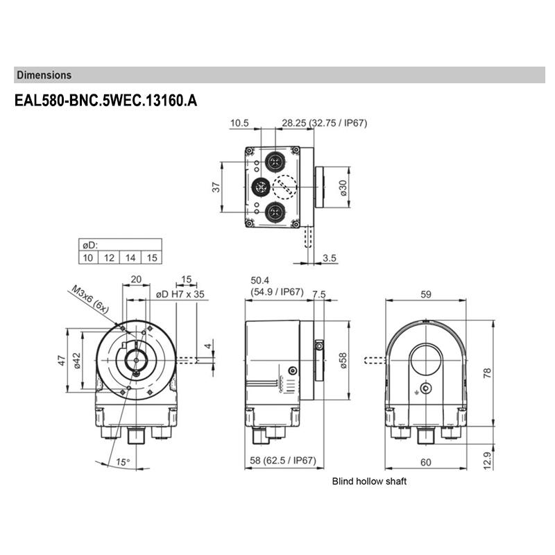 EAL580-BNC.5WEC.13160.A