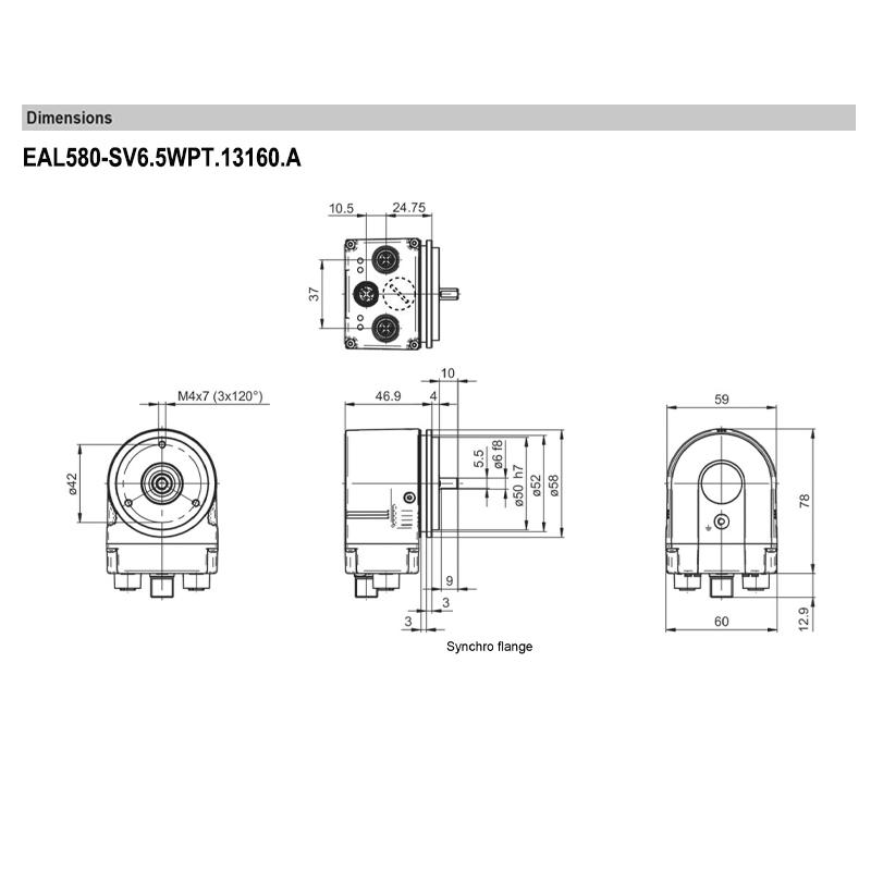 EAL580-SV6.5WPT.13160.A