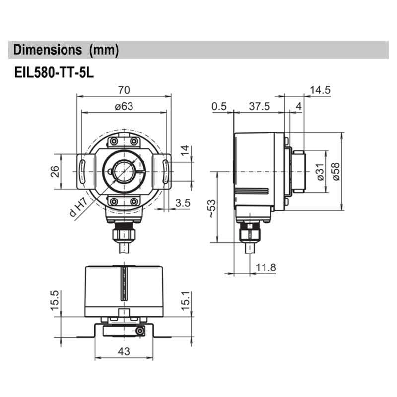 EIL580-TT12.5LN.05000.A