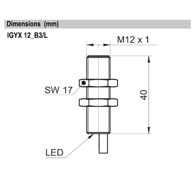 IGYX12P17B3/L