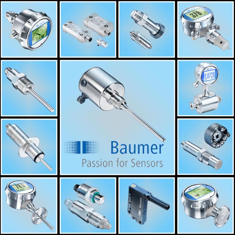 Baumer Process, Force and Strain Sensors